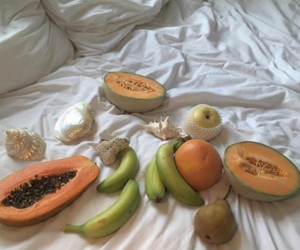 fruit, aesthetic, and green image