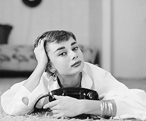 audrey hepburn, classy, and pretty image