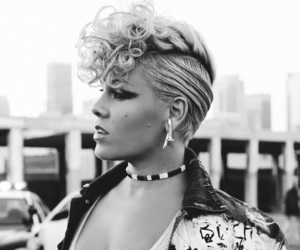 P!nk, pink, and Queen image