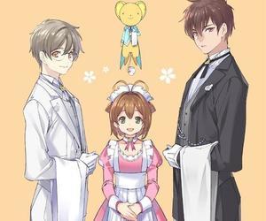 anime, cardcaptor sakura, and anime girl image