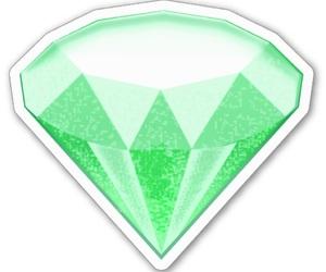 emoji, diamond, and png image