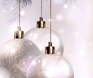christmas, wallpaper, and white image