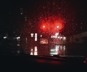 depression, driving, and grunge image