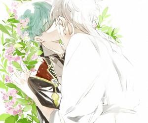 Boys Love, yaoi, and touken ranbu hanamaru image