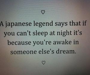 quotes, Dream, and legend image