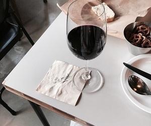 wine and food image