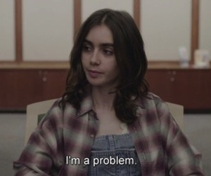 to the bone, lily collins, and quotes image