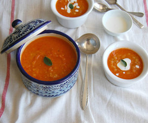 inverno, soup, and tomatoes image