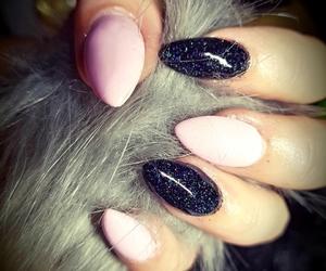 nail, love, and semilac image