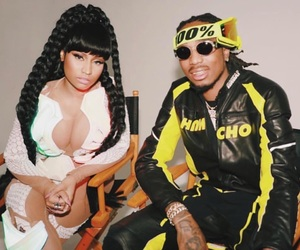 nicki minaj, migos, and article image
