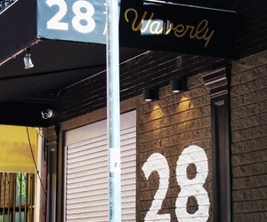 numbers, places, and signage image