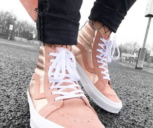 shoes, vans, and aesthetic style image