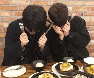 couple, gay, and ulzzang image