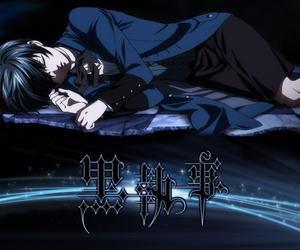 kuroshitsuji, ciel phantomhive, and ciel image