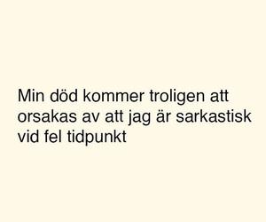 svenska, swedish, and citat image