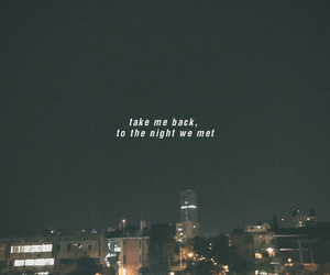 broken, depression, and night image