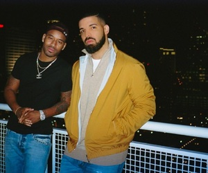 rapper, drizzy, and papi image