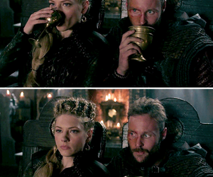 series, vikings, and tvshows image