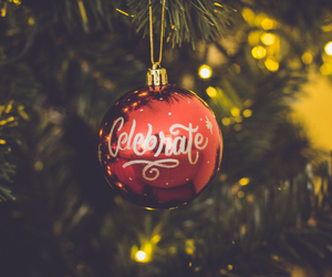 celebrate, ornaments, and photography image