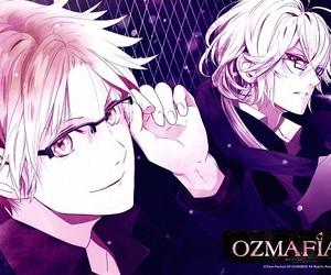boy anime and ozmafia image