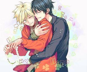 hitorijime my hero and kousuke x masahiro image
