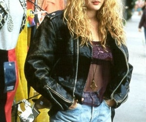 drew barrymore, 90s, and grunge image