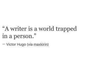 quotes and writer image