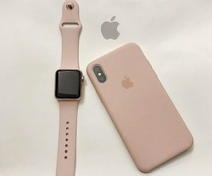 apple, iphone, and apple watch image