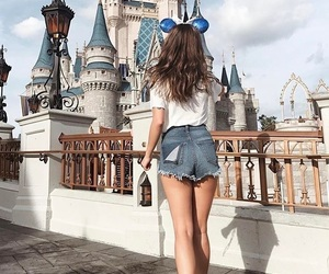 disney, princess, and travel image