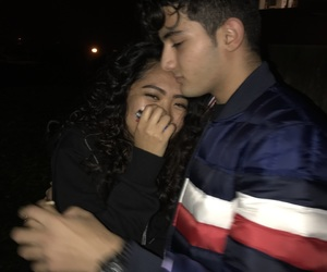 aesthetic, black, and couples image