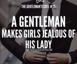 gentleman, girl, and Relationship image