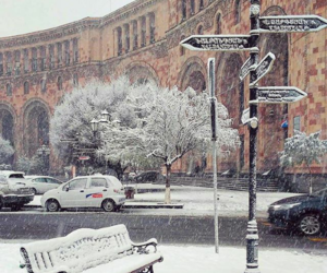 nice, yerevan, and snow image