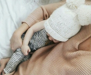 baby, sweet, and cute image