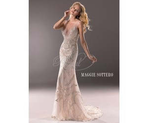 demure, dresses, and Maggie image