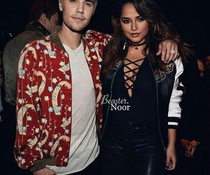 singers, justin bieber, and becky g image