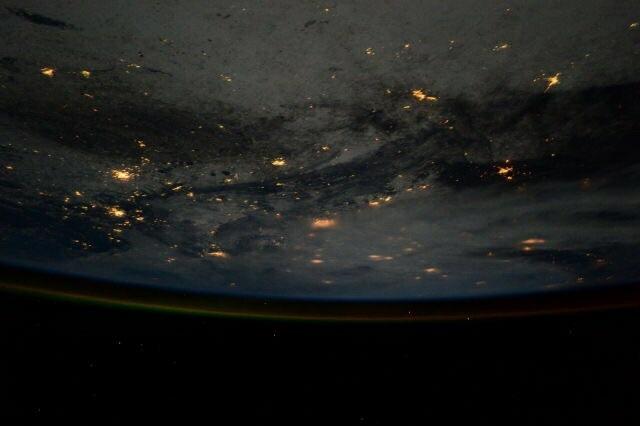 stars, dark, and light image