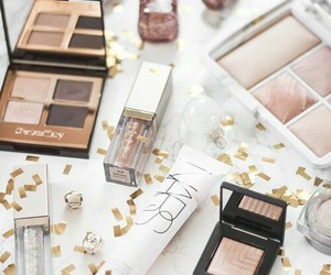 beauty, مكياج, and makeup image