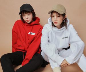 kfashion, asian fashion, and asian girl image