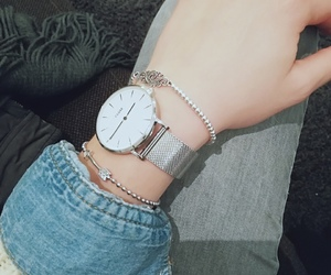 bracelet, heart, and pretty image