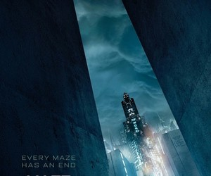 the maze runner, movie, and newt image
