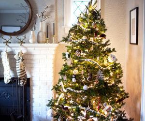 christmas, home decor, and xmas image