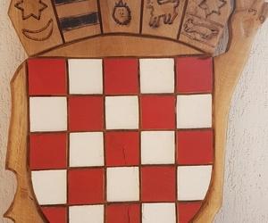Croatia, red, and wood image