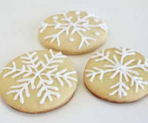 brownies, christmas cookies, and christmas tree image