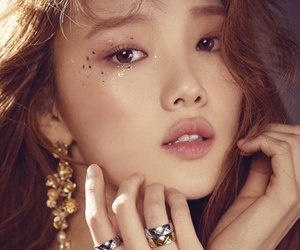 lee sung kyung and model image
