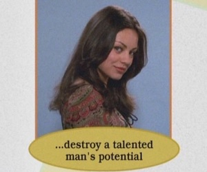 that 70s show and jackie burkhart image