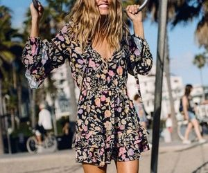blogger, street style, and dress image