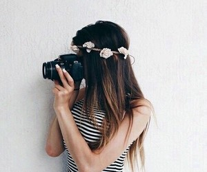 girl, tumblr girl, and photography image