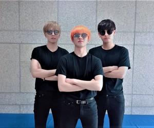 jaeyoon, chani, and inseong image
