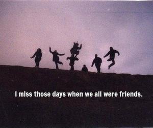 childhood, quotes, and sadness image