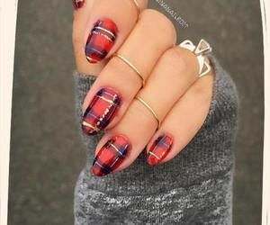 beauty, chic, and nails image